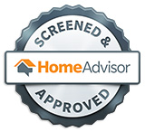 Elegant Exteriors, Inc. is a Screened & Approved HomeAdvisor Pro
